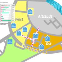 Externer Link: Parkleitsystem aktuell