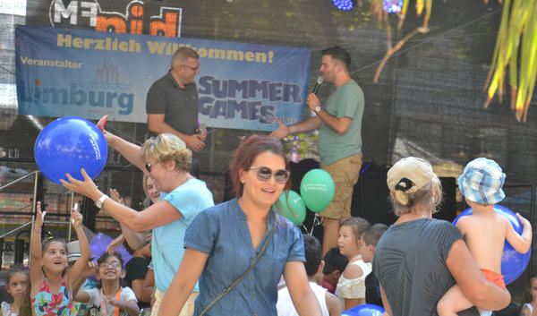 Es ist Summer-Games-Zeit in Limburg