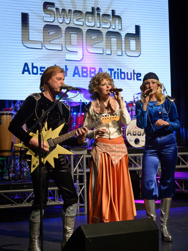 Interner Link: Zur Veranstaltung SWEDISH LEGEND - ABSOLUT ABBA TRIBUTE