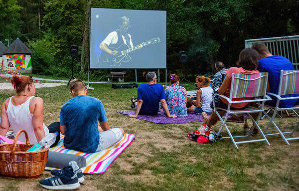 Open Air Kino startet am 2. August